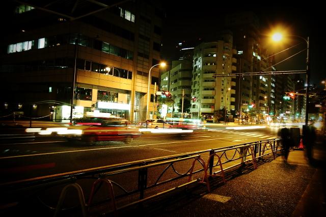 1号線の夜 B