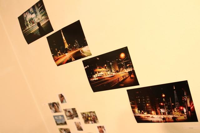 現代ハイツの写真展
