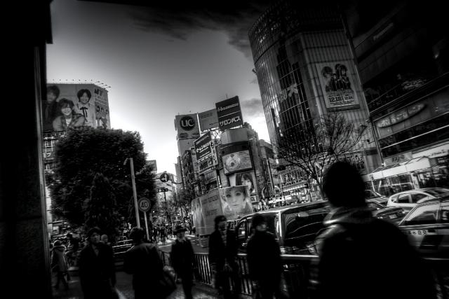 2010 冬 東京