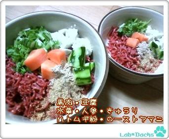20091019mon/夕飯