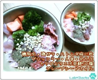 20091101sun/夕飯