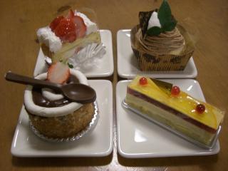ケーキ090323