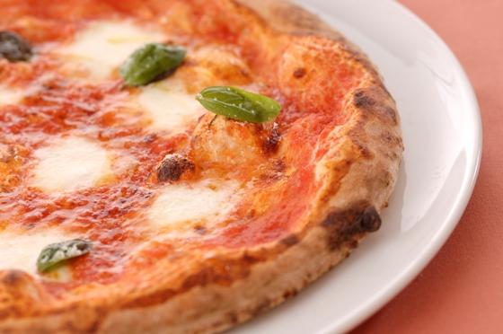 ラ・ミア・ヴィータお勧めのピザ、マルゲリータ