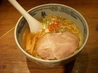 麺屋 武蔵(塩ら~めん)