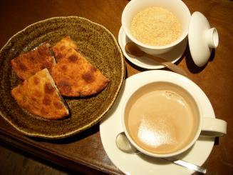CHILINN(ザーサイネギパン・豆チャイ)