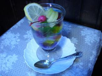 喫茶ソワレ(ゼリーポンチ)