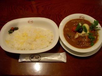 欧風カレーBondy(野菜カレー)