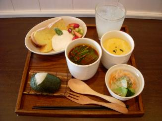 Soup&Cafe 7th farm(ワンプレートランチ)