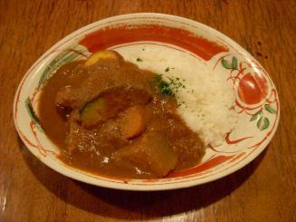 七つ森(野菜カレー)