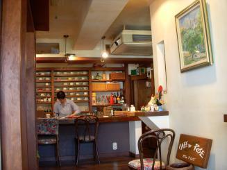 Cafe de Rose(店内2)
