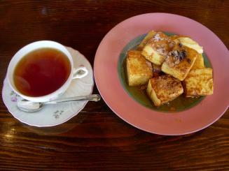 Cafe de Rose(ハニーフレンチトースト)