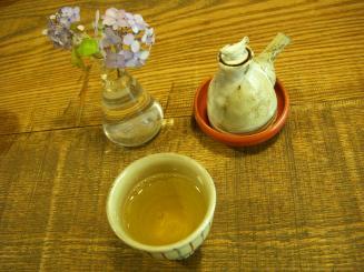 そば切り 蔦屋(そば茶)