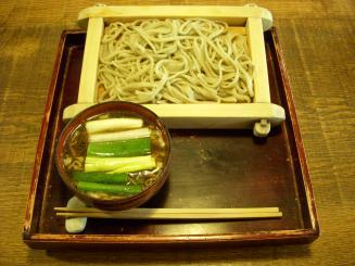 そば切り 蔦屋(鴨汁そば)