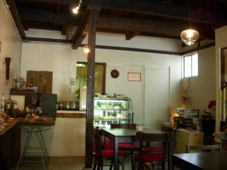 cafeNEST(店内)