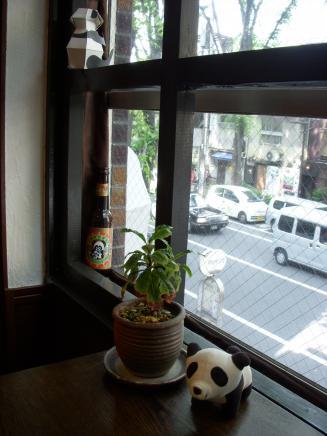 ぱんだ珈琲店(店内4)