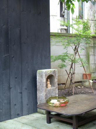 農民カフェ(お庭)