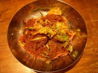 オール・イン(ビビン麺)