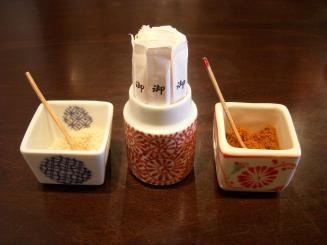 山久(卓上調味料)