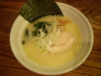 あかなす家(塩ラーメン¥630)