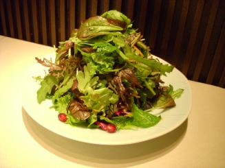 GIAG GIOLO GINZA(Botticelli(¥2000)の15種のハーブサラダ)