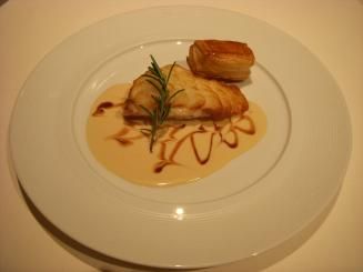 Maison Paul Bocuse(MENU BOURGEOIS¥12600(イトヨリのポワレ))