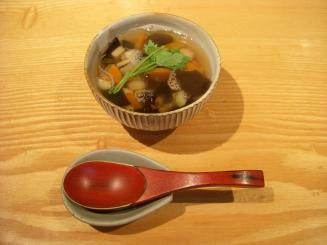 蕎楽亭(こづゆ)
