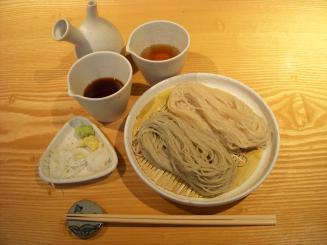 蕎楽亭(むぎめおと¥1000)