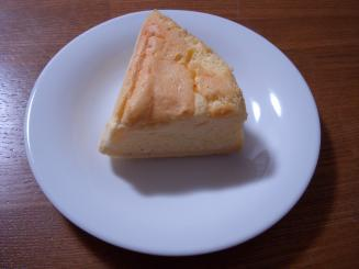 Picassol(プレーンチーズケーキ¥300)