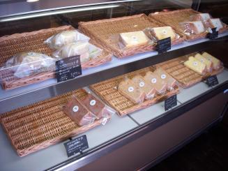 ciffon cakes fuwari(ショーケース1)