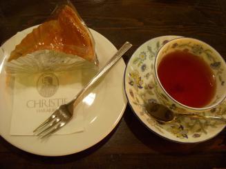 チーズ・ケーキセット¥790