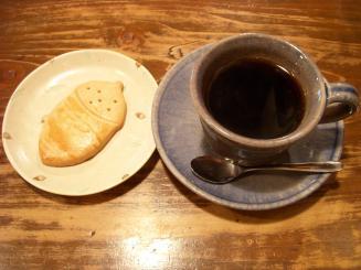 どんぐり舎(どんぐりクッキーセット・ほろ苦ブレンド¥600)