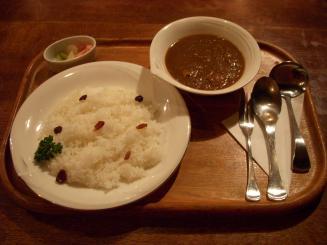 くぐつ草(くぐつ草カレー¥1070)