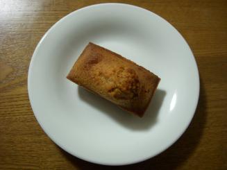 tatin(フィナンシェ¥150)