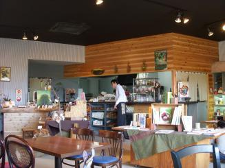 cafe Slow(店内)