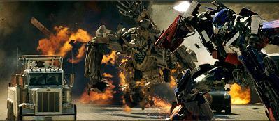 映画transformer
