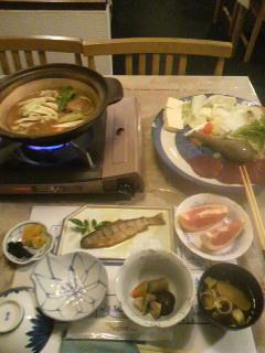 2011年11月05日の夕食