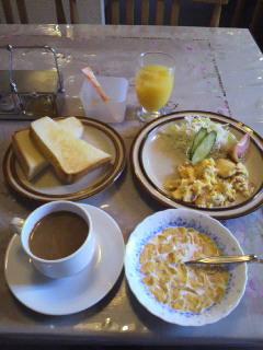 2011年11月06日の朝食