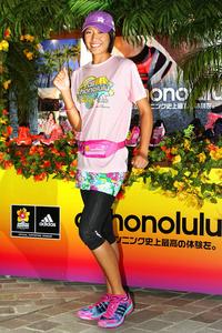 ★写真は浅尾美和さん(プロビーチバレーボーラー)の着用例です