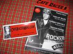 Cafe Racer Mag with Sticker
