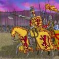 ロバート一世とスコットランド軍