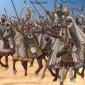 ゼノビア、パルミラ王国軍