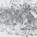 女王ゼノビアとパルミラ軍重装騎兵