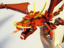 レッドドラゴン6751-頭組み換え2