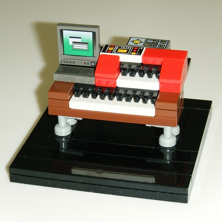 001-Electric Keyboard Instrument