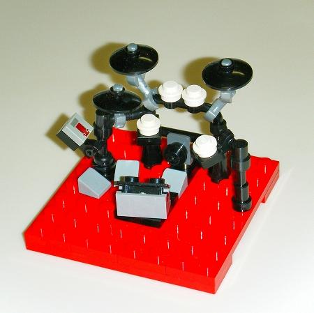 002-Electronic Drum