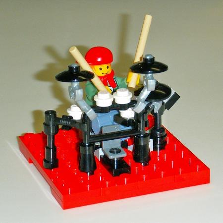 001-Electronic Drum