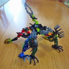 nieces Bionicle work-01