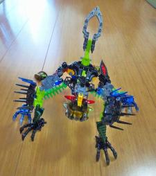 nieces Bionicle work-02
