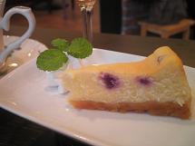 ミニチーズケーキ