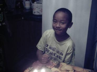 Chris 6 years old Birthday! 003